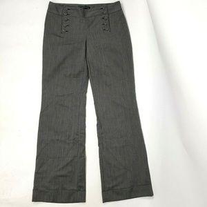EXPRESS Editor Gray Pants Size 4